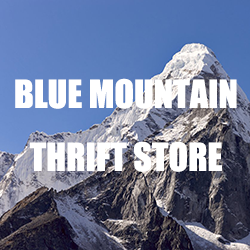 Blue Mountain Thrift Store