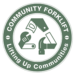 The Community Forklift ReUse Center